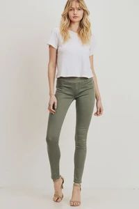 Penelope Pull-on – Olive