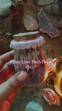 Load and play video in Gallery viewer, Libra Love Bath Brew