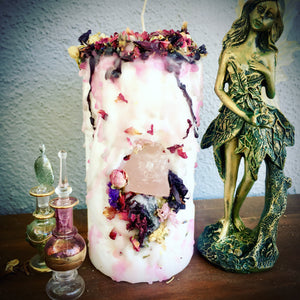 Mother of Gothic Romance Candle Pre-Order