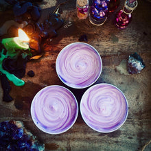 Load image into Gallery viewer, Purple Power Restorative Vegan Body Butter | Pre-order Ships on Fri. Feb 26, 2021