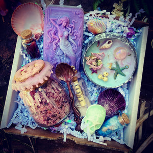 Siren & Sea Witch Altar & Bath Box