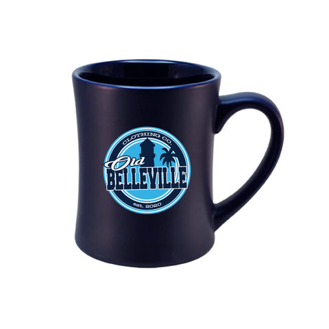Old Belleville logo coffee mug