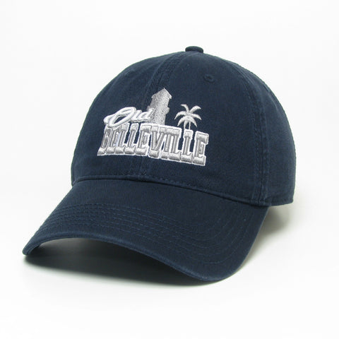 Old Belleville logo hat- Navy