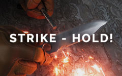 STRIKE HOLD