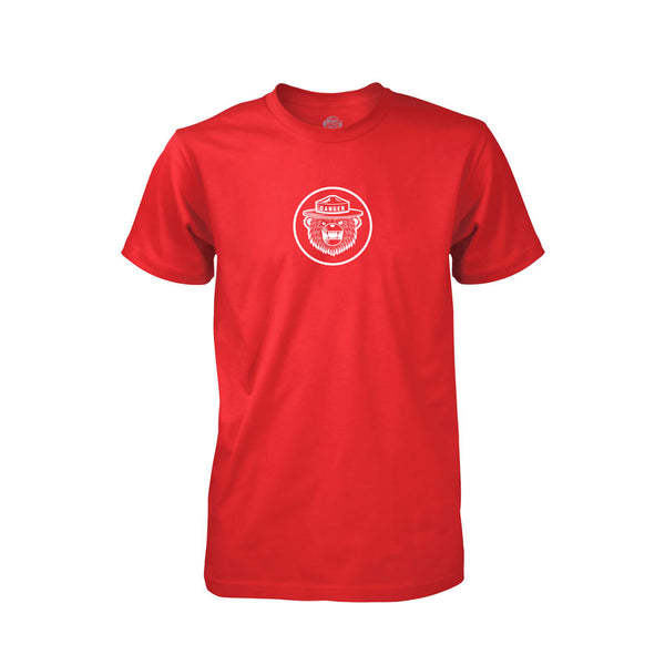 DRB School of Danger T-Shirt - Red *Closeout