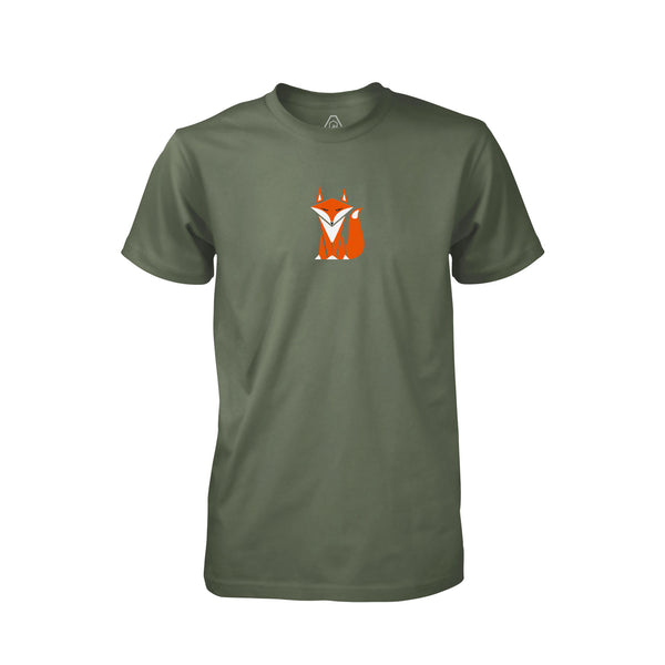 PDW Smart Fox v1 T-Shirt - Lieutenant *Closeout