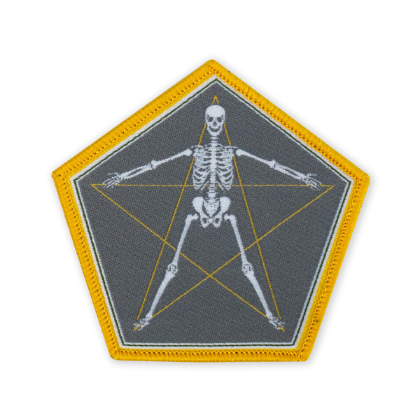 PDW 5 Year Anniversary Golden Ratio Morale Patch