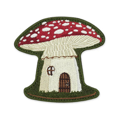 PDW Amanita Home Morale Patch