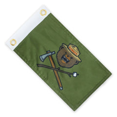 DRB Classic Expedition Flag - Green