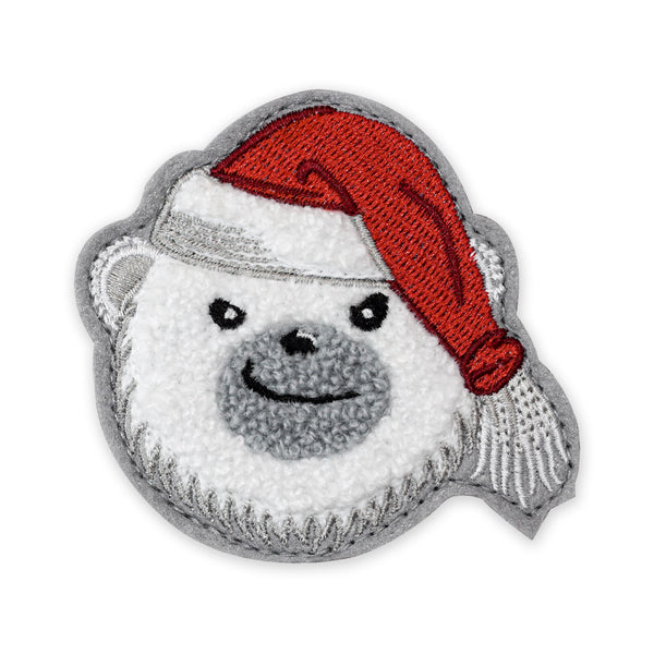 DRB Polar Chenille Holiday 2020 Morale Patch