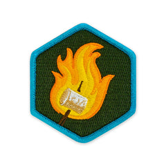 PDW Expert Camper Morale Patch