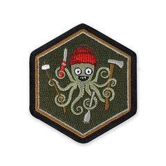 SPD Kraken Kamper Team-Z Morale Patch