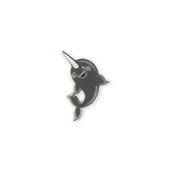PDW Narwhal Lapel Pin