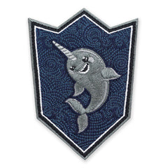 PDW Narwhal Crest Morale Patch