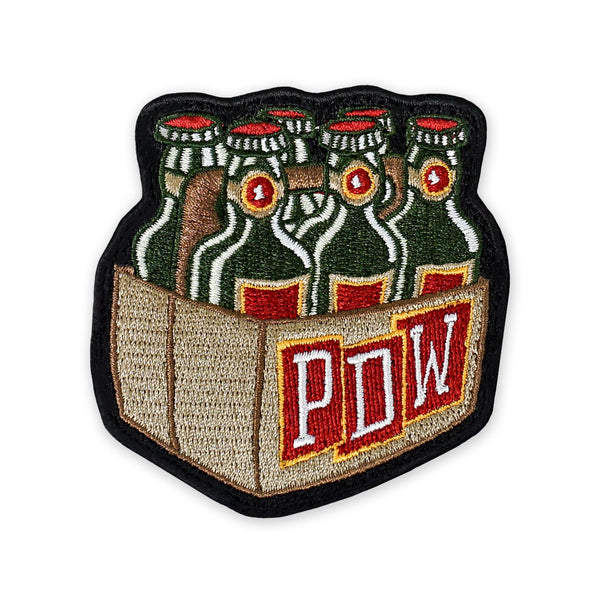 PDW 6 Pack Morale Patch