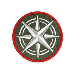 PDW Compass Rose GID v2 Morale Patch