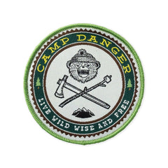 DRB Camp Danger v6 LTD ED Morale Patch