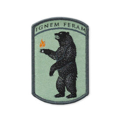 PDW IGNEM FERAM LTD ED Woven Morale Patch