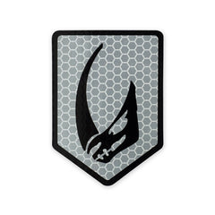 PDW Mudhorn SOLAS Morale Patch - Black