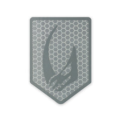 PDW Mudhorn SOLAS Morale Patch - Gray