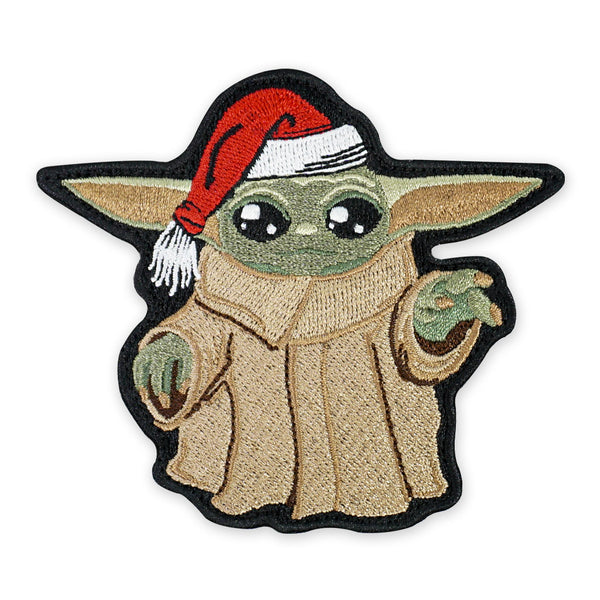 PDW Smol Force Xmas Baby Morale Patch