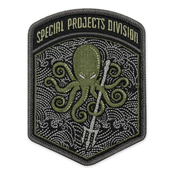SPD Flash Morale Patch