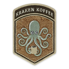 SPD Kraken Koffee Flash 2020 Morale Patch