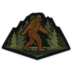 PDW Sasquatch Country Morale Patch