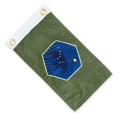 Ursa Major Expedition Flag - OD Green