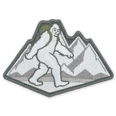 PDW Yeti Country Morale Patch