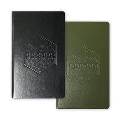 PDW A6 Pocket Field Notebook - All Terrain Graphic - Plain