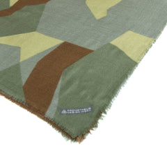 A.G. Cashmere Shemagh - GeoTransitional Camo
