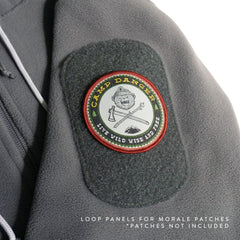 AR Hoodie DRB Staff Edition - Machine Mineral Gray