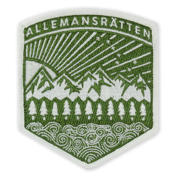 PDW All Terrain ALLEMANSRÄTTEN GID Morale Patch