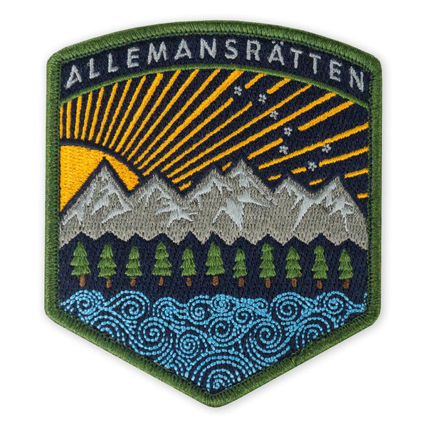 PDW All Terrain ALLEMANSRÄTTEN Morale Patch