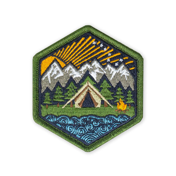 PDW All Terrain Campsite Morale Patch
