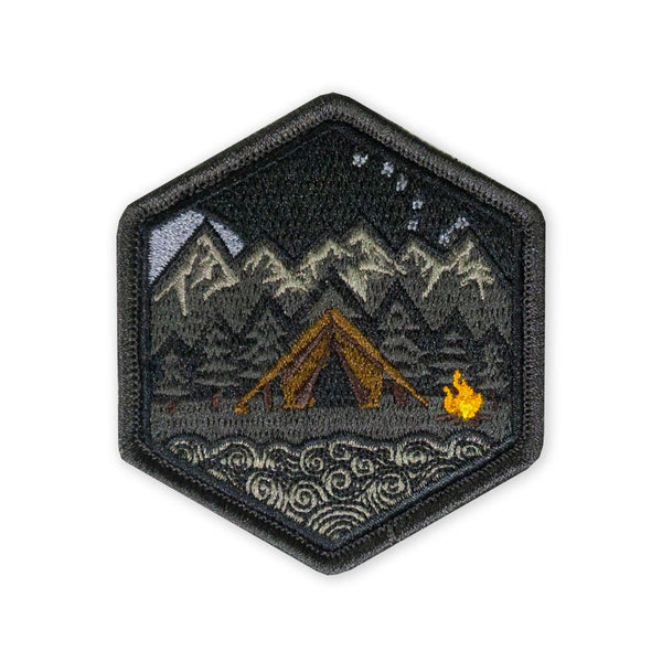 PDW All Terrain Night Camp LTD ED Morale Patch