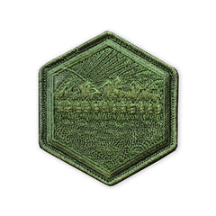 PDW All Terrain OD Green 2 Tone (St. Patricks Day) LTD ED Morale Patch
