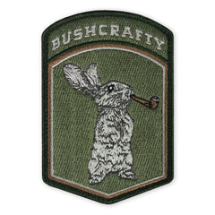 PDW Bushcrafty Rabbit Flash Morale Patch