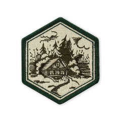 PDW Cabin Life v3 LTD ED Morale Patch