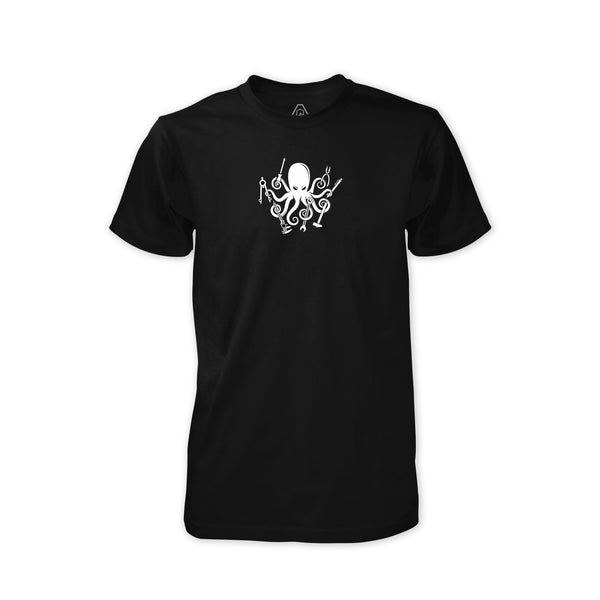 SPD Kraken DIY T-Shirt - Black
