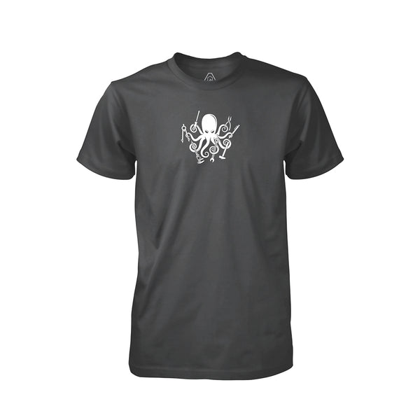 SPD Kraken DIY T-Shirt - Heavy Metal