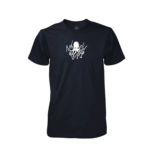SPD Kraken DIY T-Shirt - Midnight