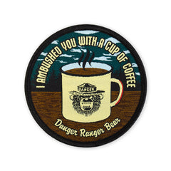 DRB X Webtech Gear DRB Coffee Ambush Morale Patch