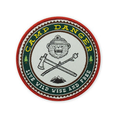 DRB Camp Danger Morale Patch