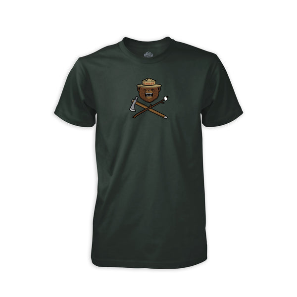DRB Classic Reissue T-Shirt - Forest Green