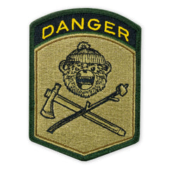 DRB Danger Flash Morale Patch