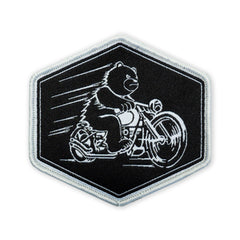 DRB Live Free Biker LTD ED Morale Patch