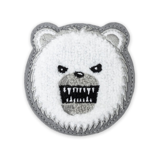 DRB Polar Chenille Morale Patch