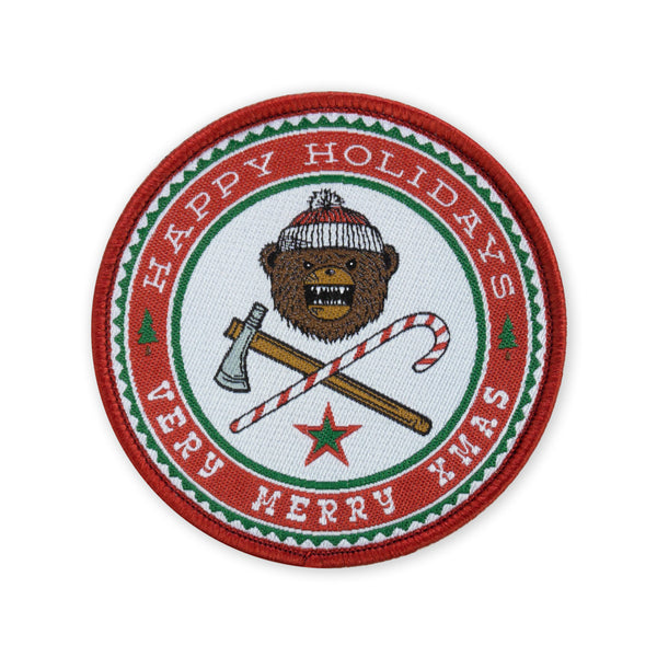 DRB Holiday 2018 LTD ED Morale Patch
